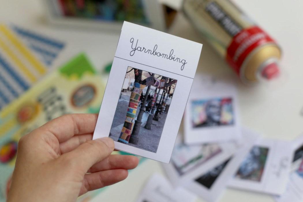 160526 street art yarnbombing Allez viens jouer au Street Art ! Part 1