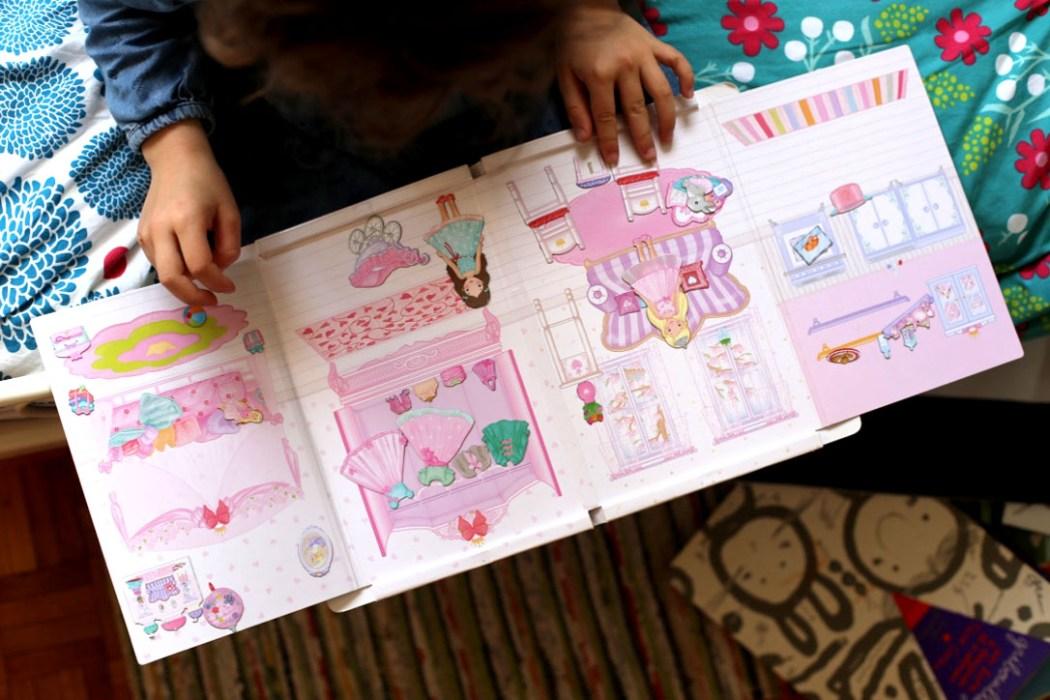 160606 magnetic book style princess Concentré de vie #34