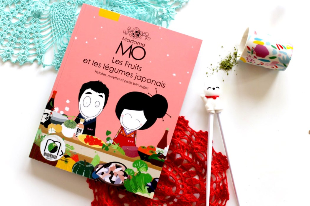160606 mo fruits et legumes japonais Fabriquer son étui à baguettes avec Madame Mo (Origami)