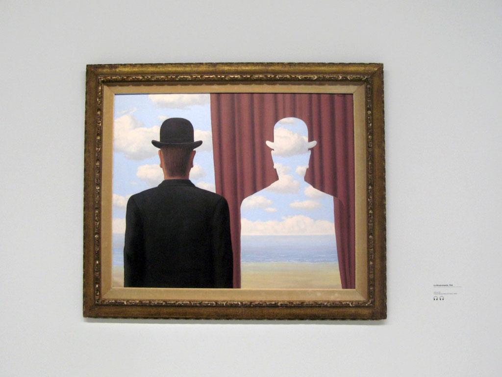 161005 pompidou magritte exposition Un mercredi avec Magritte