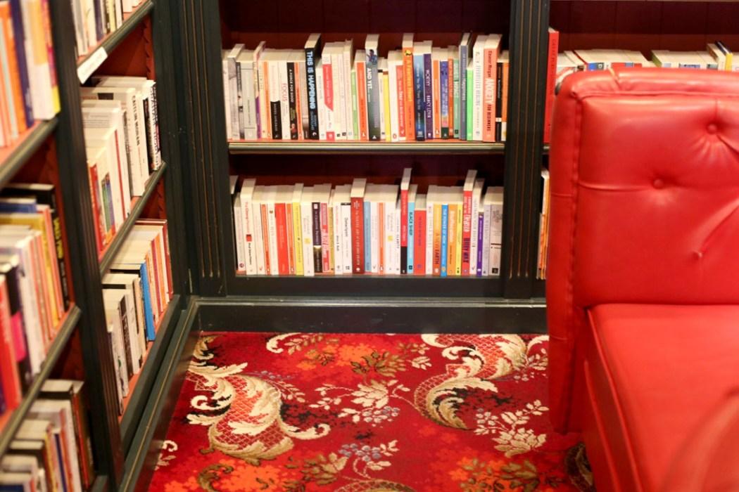161104 bruxelles cookbook librairie anglaise Cook & Book : la librairie la plus cool du monde