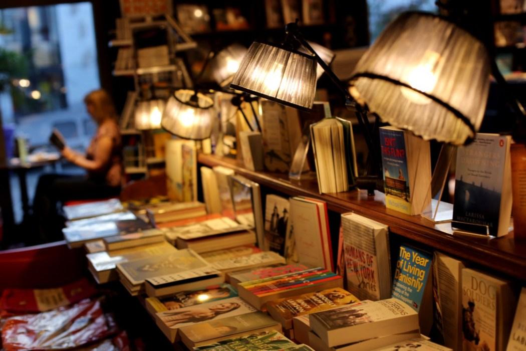 161104 cookbook library Cook & Book : la librairie la plus cool du monde