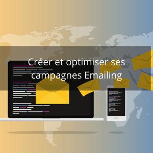 Formation Créer et optimiser ses campagnes Emailing Elogium
