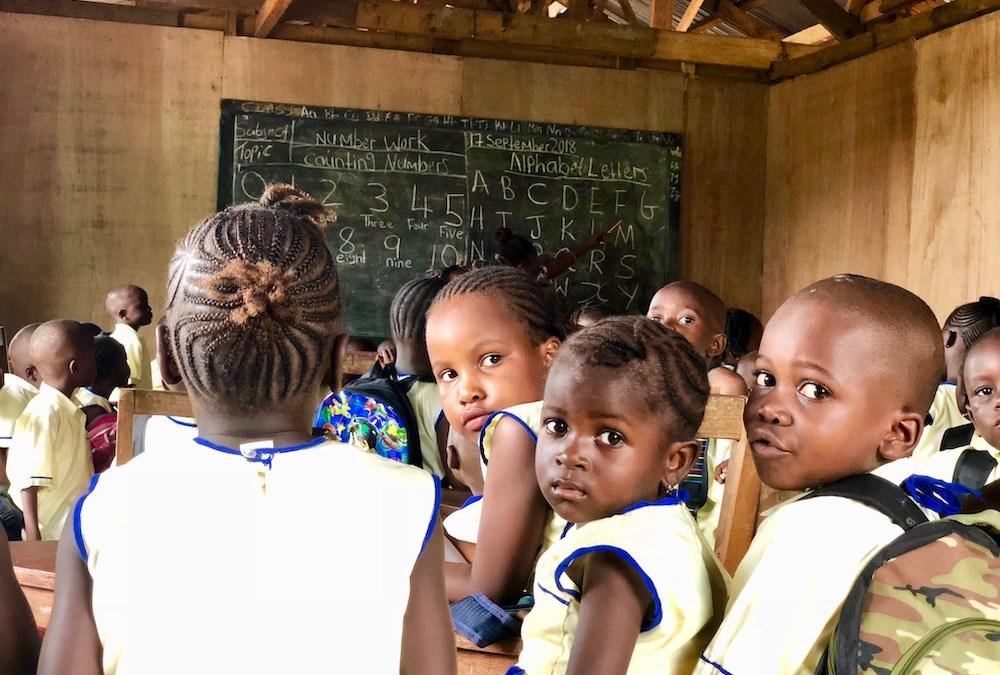 Access To Education Sierra Leone