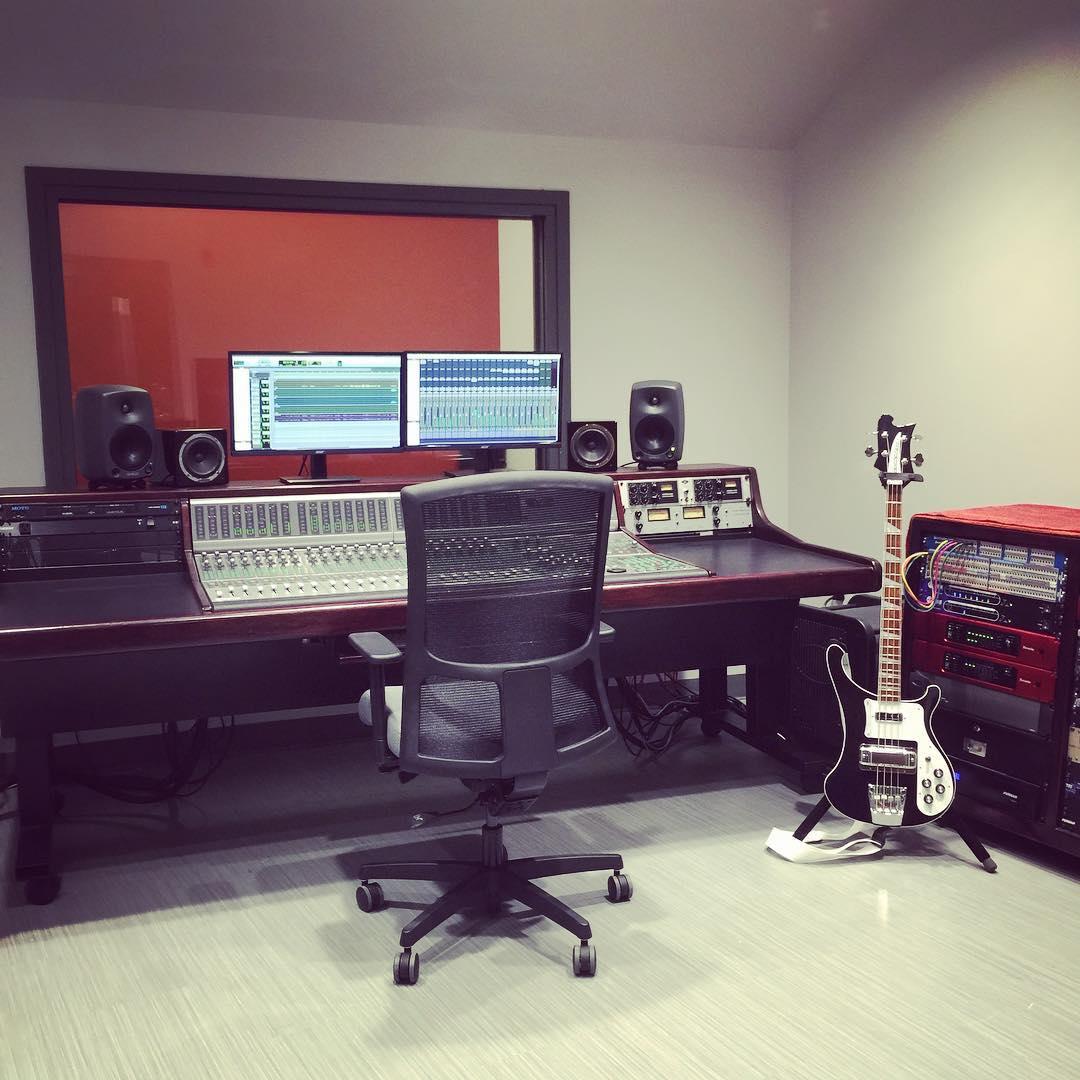 Recording Studio Chair