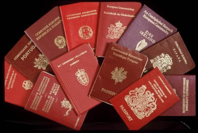 como trabalhar no exterior passaporte europeu