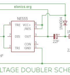 how to build lowpower voltage doubler booster circuit diagram dc converter circuit diagram further dc voltage [ 1200 x 662 Pixel ]