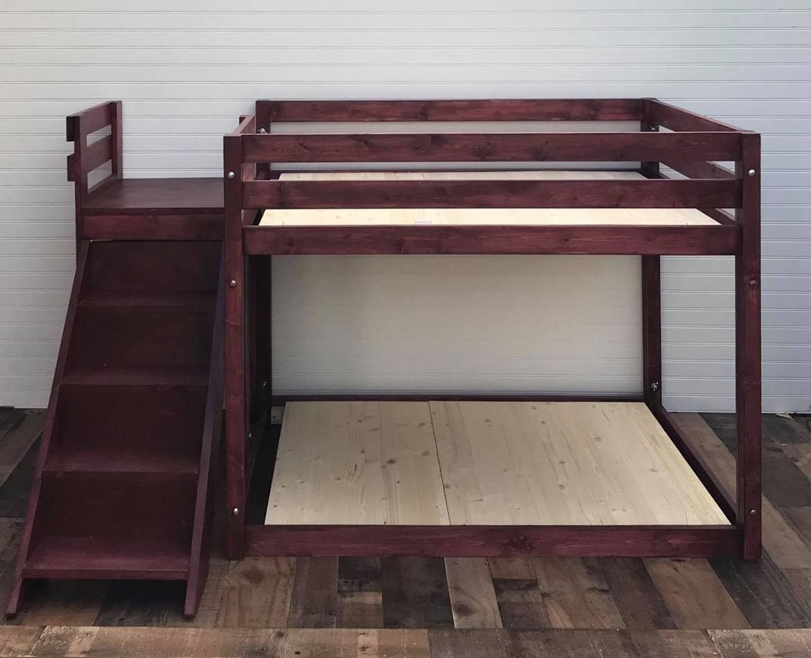 Chienne-Bunk-Bed
