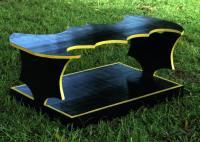 Batman Coffee Table  Elon's