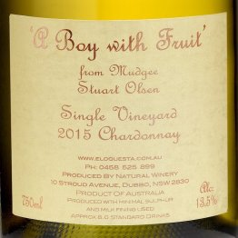 A Boy With Fruit Chardonnay 2015