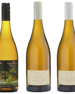 Eloquesta Wines - mixed case white wine