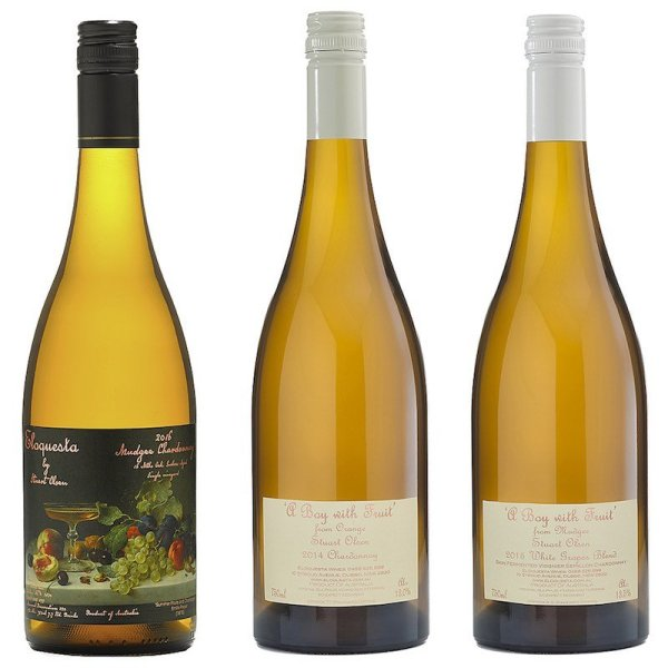 Eloquesta Wines - mixed case white wine