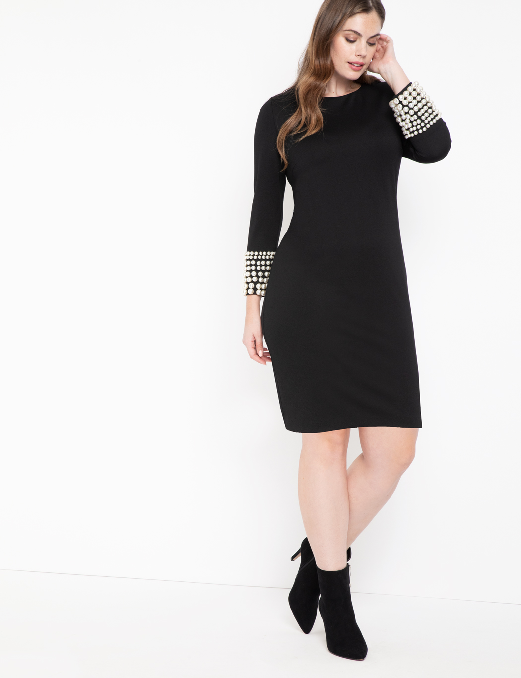 Pearl Cuff Dress 20