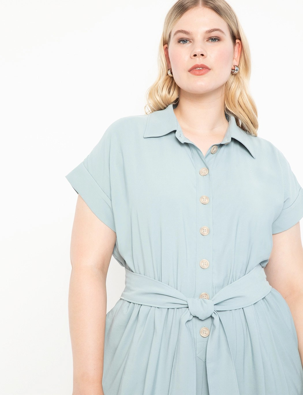 Utility Jumpsuit with Cargo Pockets