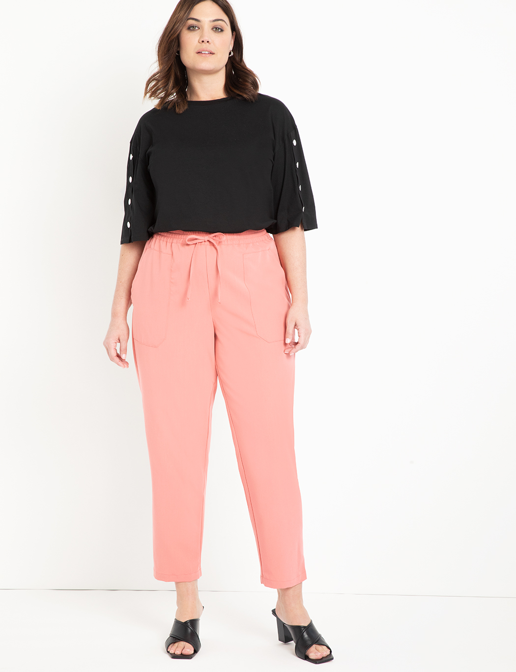 Relaxed Pant with Patch Pockets 8
