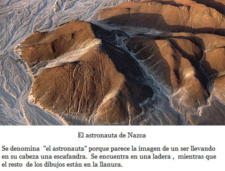 Resultado de imagen para lineas de nazca desde los cerros