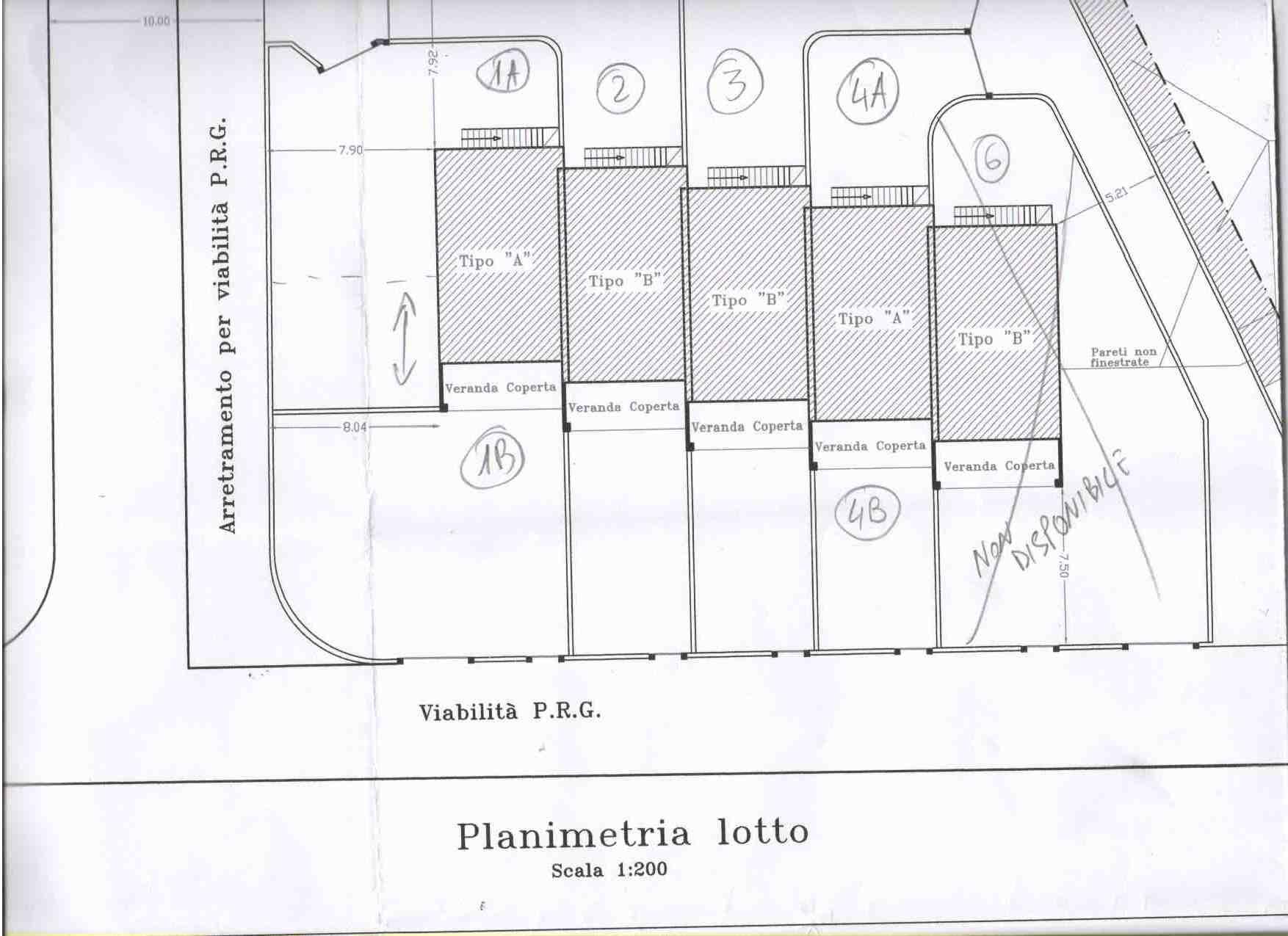 VILLA A SCHIERA NOTO IN VENDITA  Calabernardo  Eloro Immobiliare