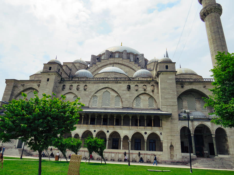 mosquée süleymaniye Istanbul