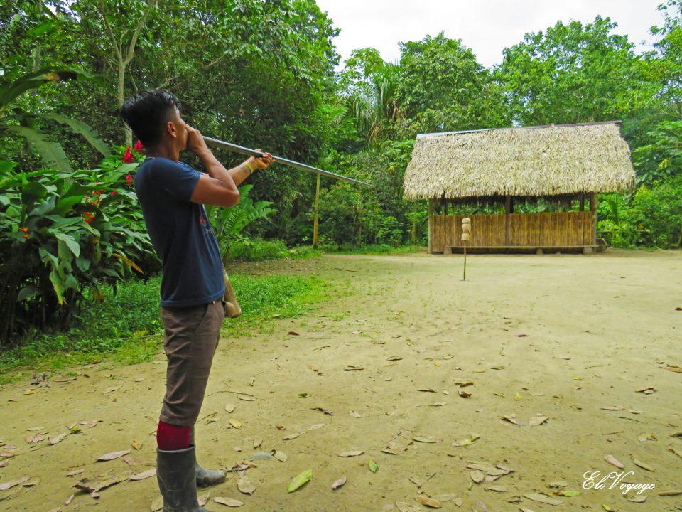 kichwas amazonie équateur