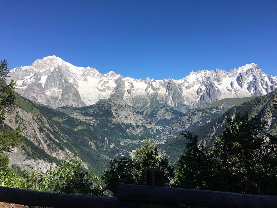 Montagne Mont Blanc