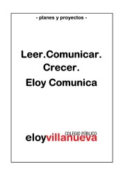 PROYECTO ELOY COMUNICA