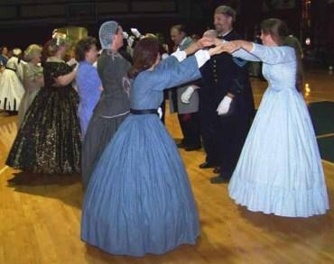 Year 5 DANCE  (Virginia Reel)