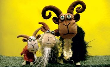 The Three Billy Goats