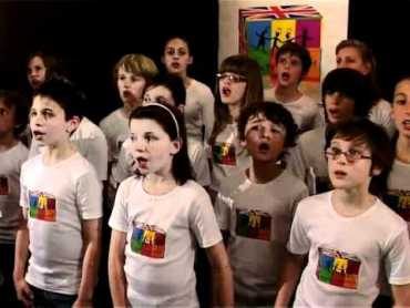 Raise My Voice by the Fantastikids (Primary 4)