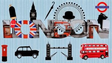 HOY VIAJAMOS A LONDRES Y NOS SORPRENDE UN MAGO