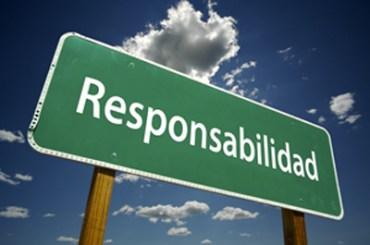 ¡SOMOS RESPONSABLES!