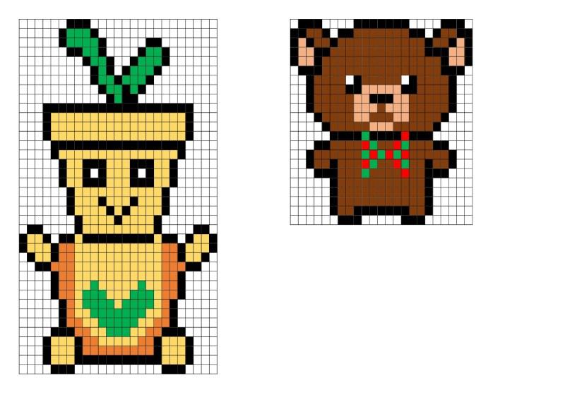 Pixel Barnaby