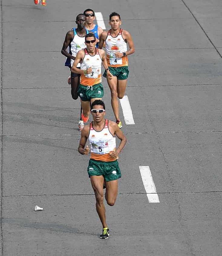 La Carrera Atlética Río Cali se vivió en las principales calles de la ciudad