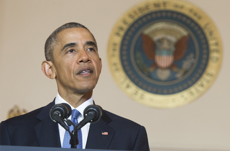 """Obama firmó dura Ley Antinarcóticos para """"atacar tráfico de drogas de raíz"""""""
