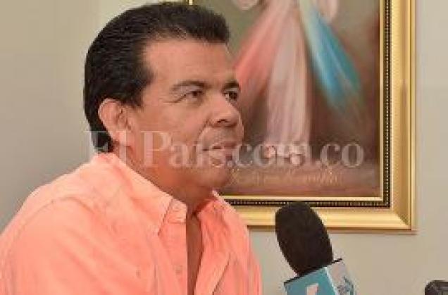 El excandidato a la Alcaldía de Cali, Roberto Ortiz. Foto: Elpais.com.co | Archivo