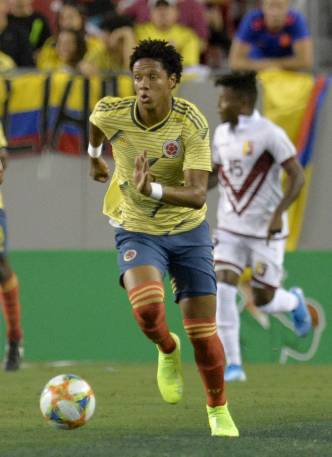 yairo moreno national team colombia