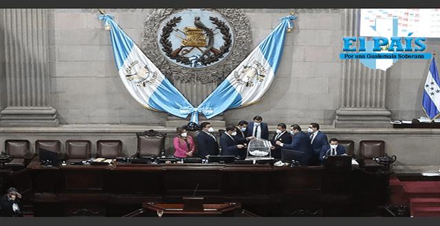 congreso integra pesquisidora para quitarle el antejuicio a Gloria Porras