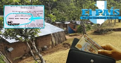 Ministerio Público Ordena a pobladores devolver el Bono Familia