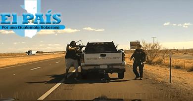 Narcotraficante asesina de manera brutal a un policía de Transito.