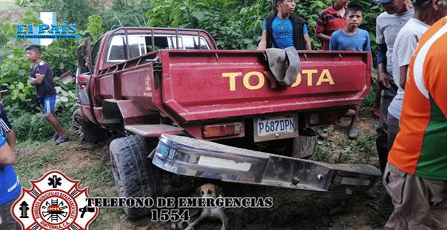 dos fallecidos son el saldo de un accidente de trancito