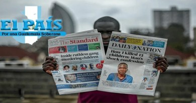 Hombre vampiro de Kenia que chupaba sangre a niños