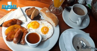 delicioso desayuno típico guatemalteco