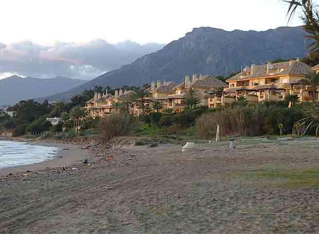 Viviendas ilegales de Marbella