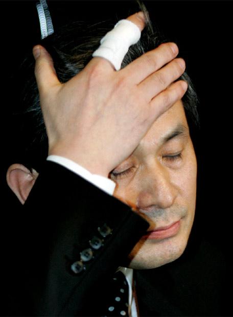 El surcoreano Hwanh Woo Suk- REUTERS