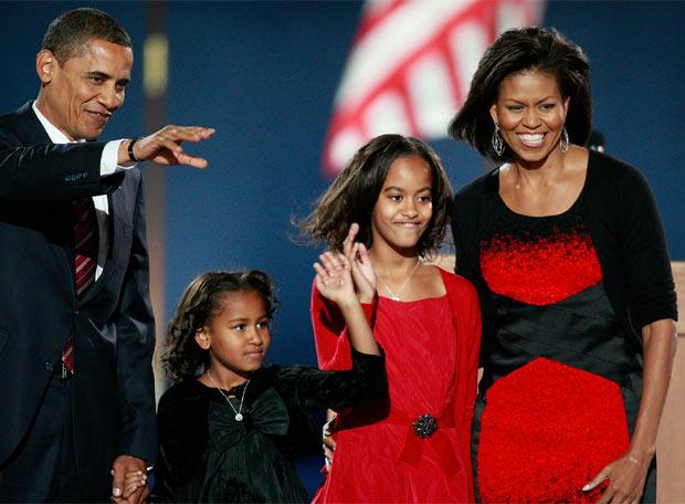 La familia del presidente