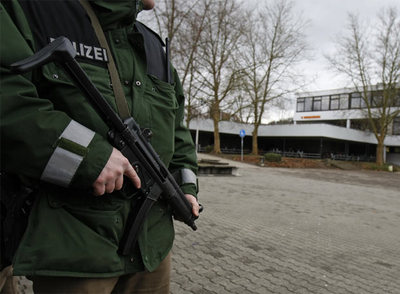 Matanza en un colegio alemán