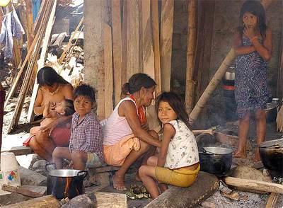 Resultado de imagen para comunidades indigenas del choco