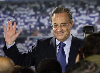 Florentino, busca repetir éxitos con la misma fórmula
