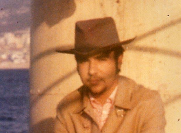 Luis Sánchez-Bravo, uno de los últimos fusilados del franquismo, meses antes de su muerte.