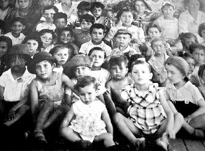 Niños del 'Winnipeg'