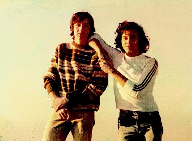 Antonio y Emilio